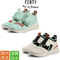 PUMA FENTY Casual Style Street Style Collaboration