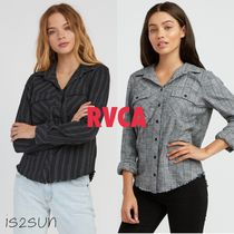 RVCA Glen Patterns Other Check Patterns Casual Style Street Style