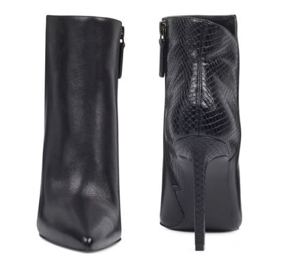 Nine West Ankle & Booties Leather Ankle & Booties Boots 3