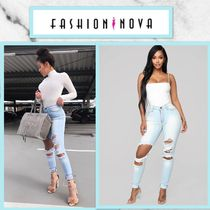 FASHION NOVA Denim Skinny Jeans