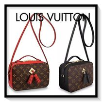 Louis Vuitton Monogram Casual Style Canvas Blended Fabrics 2WAY Handbags