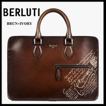Berluti Calfskin Business & Briefcases