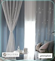 DECO VIEW Curtains