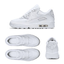 Nike AIR MAX 90 Unisex Kids Girl Sneakers