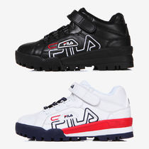 FILA Unisex Kids Girl Sneakers