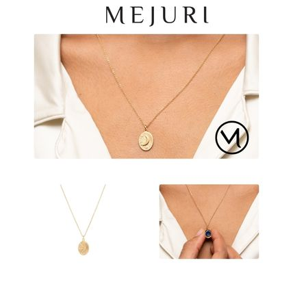 Star Casual Style Unisex Chain 18K Gold Necklaces & Pendants