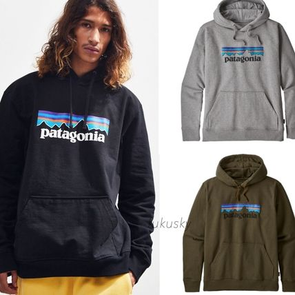 Patagonia Hoodies Sweat Street Style Long Sleeves Hoodies