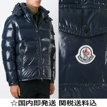 MONCLER MAYA Short Plain Down Jackets