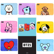BT21 Unisex Collaboration Characters Throws