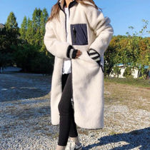 Long Cashmere & Fur Coats
