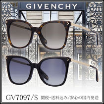 GIVENCHY Unisex Square Sunglasses