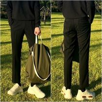 Slax Pants Cotton Slacks Pants