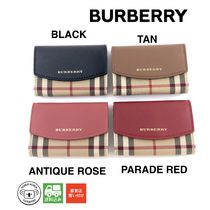 Burberry Leather Card Holders