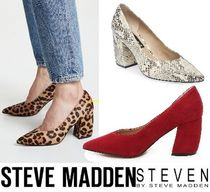 Steve Madden Leopard Patterns Fur Blended Fabrics Other Animal Patterns