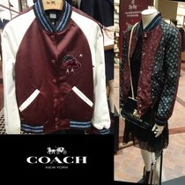 Coach Short Flower Patterns Star Casual Style Street Style