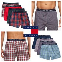 Tommy Hilfiger Other Check Patterns Street Style Cotton Briefs