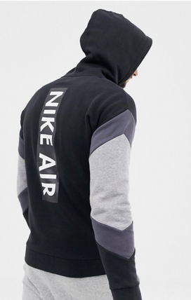 Nike Hoodies Sweat Street Style Long Sleeves Plain Hoodies 3