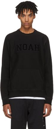 NOAH NYC Sweatshirts Crew Neck Pullovers Street Style Long Sleeves Cotton