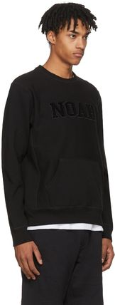NOAH NYC Sweatshirts Crew Neck Pullovers Street Style Long Sleeves Cotton 2