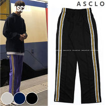 ASCLO Slax Pants Street Style Plain Slacks Pants