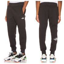 THE NORTH FACE Unisex Street Style Plain Cotton Bottoms