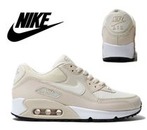 Nike AIR MAX 90 Rubber Sole Casual Style Street Style Plain Leather
