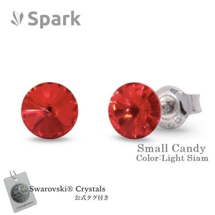 Spark Casual Style Unisex Silver Fine
