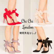 Chi Chi London Plain Party Style Shoes