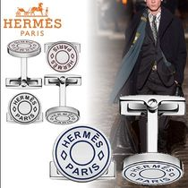 HERMES Blended Fabrics Metal Watches & Jewelry