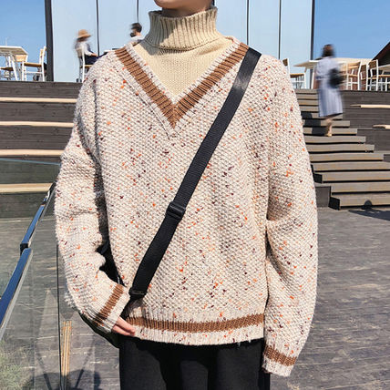 Knits & Sweaters Street Style Long Sleeves Knits & Sweaters 6
