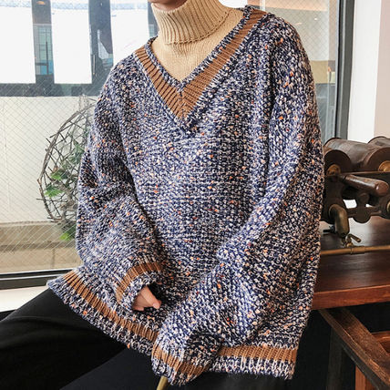 Knits & Sweaters Street Style Long Sleeves Knits & Sweaters 9