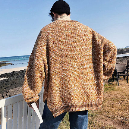 Knits & Sweaters Street Style Long Sleeves Knits & Sweaters 18