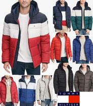 Tommy Hilfiger Short Street Style Down Jackets