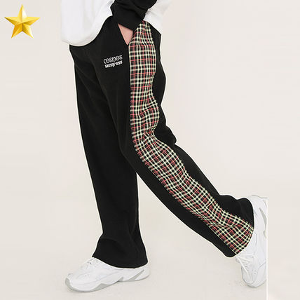 Other Plaid Patterns Unisex Street Style Pants