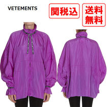 VETEMENTS Casual Style Street Style Outerwear