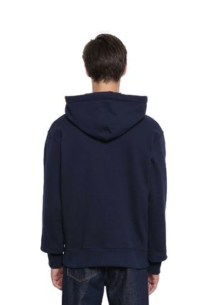 Calvin Klein Hoodies Unisex Cotton Hoodies 4