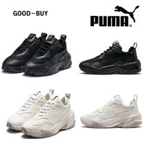 PUMA THUNDER DESERT Casual Style Unisex Low-Top Sneakers