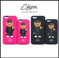 STIGMA Unisex Street Style Smart Phone Cases
