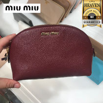 MiuMiu Pouches & Cosmetic Bags