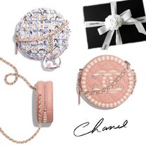 CHANEL 2WAY Chain Party Style Clutches