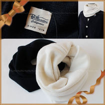 Ron Herman Unisex Cashmere Plain Scarves