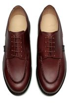 Paraboot Leather U Tips Oxfords