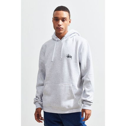 STUSSY Hoodies Pullovers Sweat Street Style Long Sleeves Hoodies 11