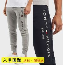 Tommy Hilfiger Street Style Cotton Joggers & Sweatpants