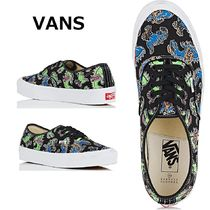 VANS AUTHENTIC Collaboration Other Animal Patterns Sneakers