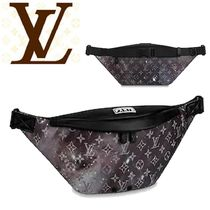 Louis Vuitton Monoglam Cambus Blended Fabrics 3WAY Bags