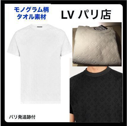 3edd682daf37 ... Louis Vuitton More T-Shirts Monogram Unisex Street Style Cotton  Handmade T-Shirts ...