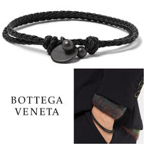 BOTTEGA VENETA Plain Leather Bracelets
