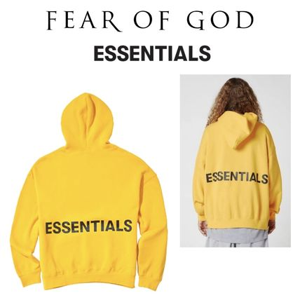 FEAR OF GOD Hoodies Street Style Hoodies