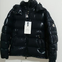 MONCLER MAYA Plain Down Jackets